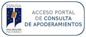 Portal de acceso a consulta de apoderamientos