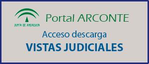 Descarga de vistas judiciales ARCONTE